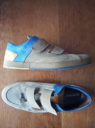 "Zapatos hombre ""Timberland"" talla45"