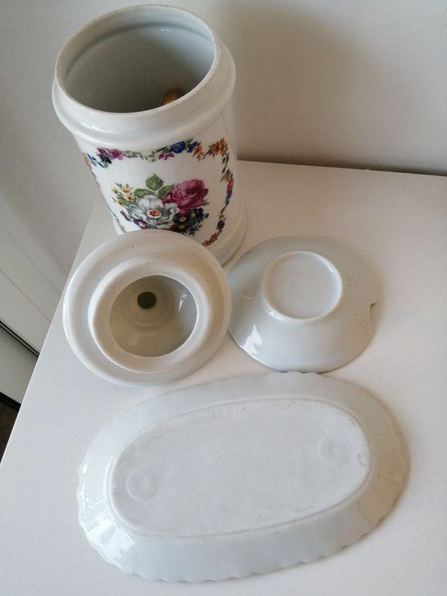 Juego de baño de porcelana