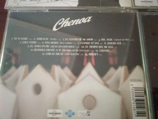 cds de chenoa