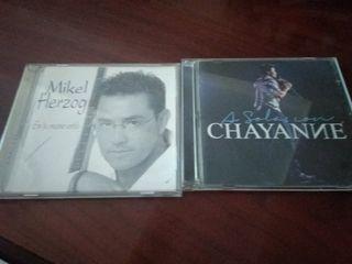 vendo cds,Michael Jackson,Chayanne etc