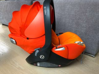 Baby car seat Cybex Cloud Q 0/0+