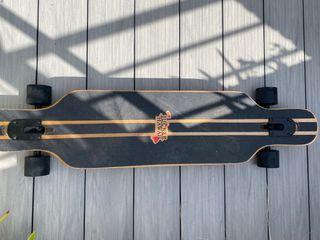 Jucker Hawaii Longboard como nuevo