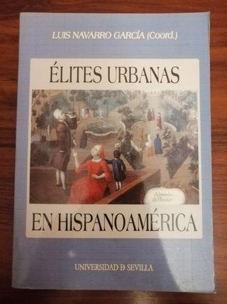 LIBRO ÉLITES URBANAS EN HISPANOAMÉRICA