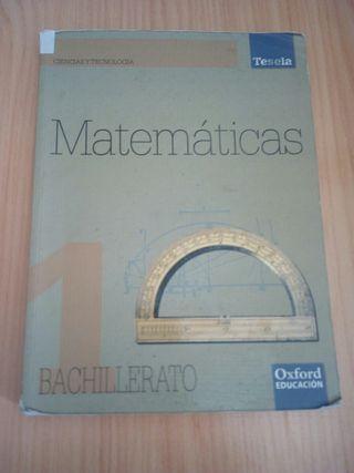 matematicas 1 bachillerato ciencias tesela