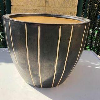 Macetero maceta cerámica decoración