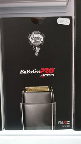 afeitadora babyliss foilfx02 desde 48€