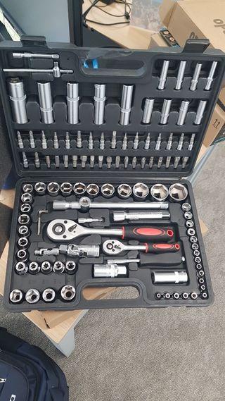 Maletin herramientas 108 piezas
