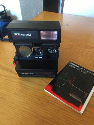 Polaroid 670AF Supercolor