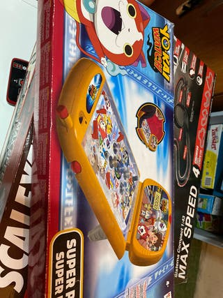 Súper pinball youkai watch