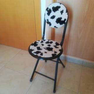 Silla de diseño modelo West Cow