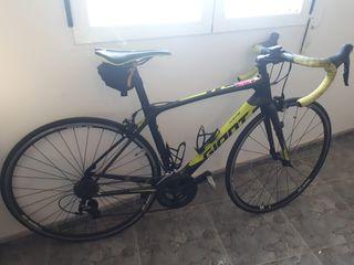 Bicicleta Talla S Mod: Advance TCR 3 Giant.