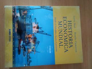 Historia económica mundial. Neal y Cameron.