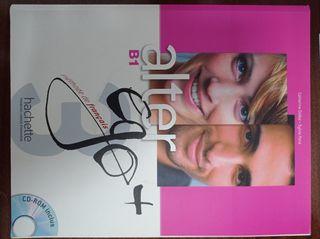Alter Ego B1 francés libro (+ cuaderno actividades