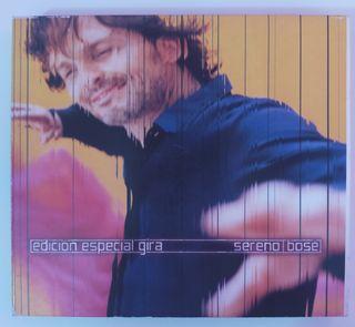 """CD Miguel Bosé """"Edición Especial Gira Sereno"""""""