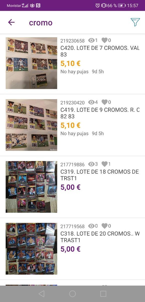 CROMOS DE LA LIGA ADRENALYN MGK.