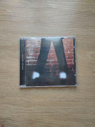 Michael Jackson CD off the wall