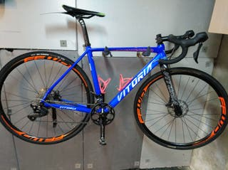 Bicicleta gravel-Cx
