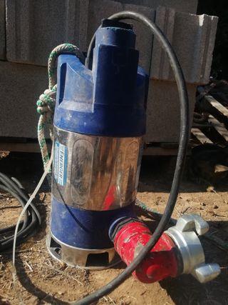 bomba sumergible para aguas cargadas Profesional