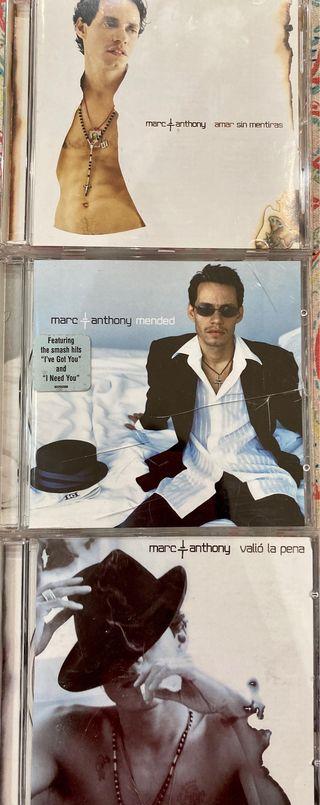 Música de Marc Anthony Cd original