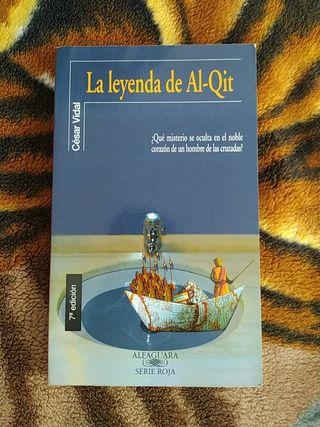 Libro La leyenda de Al-Qit