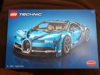 Lego Bugatti Chiron 42083, Nuevo y precintado