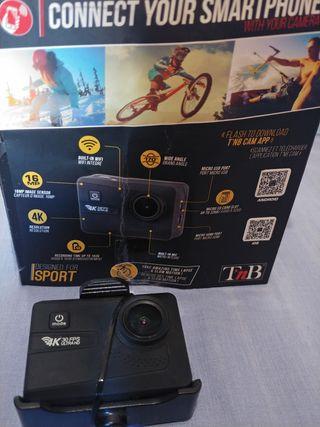 """GoPro""cámara de acción"