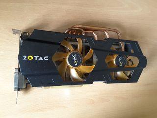 Tarjeta GTX 680 Zotac