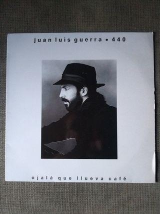 Juan Luis Guerra . 440 - Ojalá Que Llueva Café