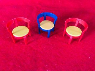 playmobil silla cafe bar chiringuito