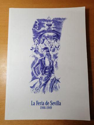 LIBRO FERIA DE SEVILLA 1946-1949