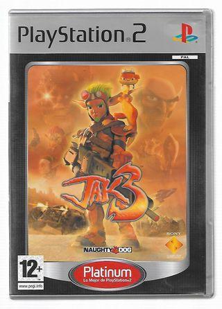 Jak 3 de Playstation 2