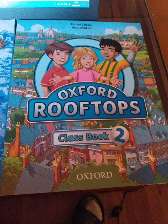 Oxford rooftops activity book 2