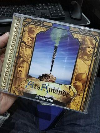 "CD Ars Armandi ""Autóctono"""