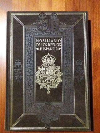 Libro Nobiliario de los Reynos Hispanos