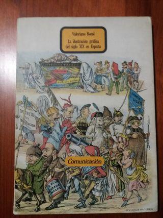 Libro Valeriano Bozal - La ilustración gráfica