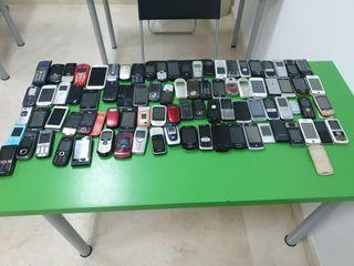 lote +100 moviles viejos