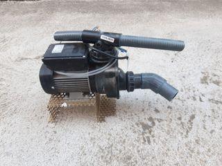 Motor-Bomba de agua.