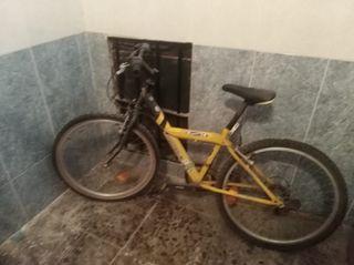 """Bicicleta de montaña de 24"""" ORBEA"""