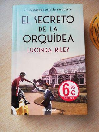 El Secreto de la Orquídea (L Riley)