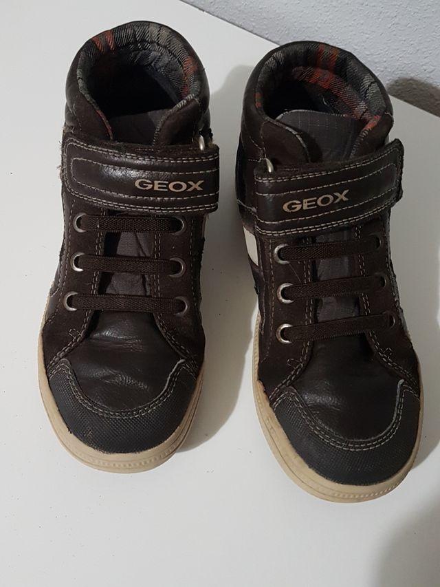 botas niño T31 Geox
