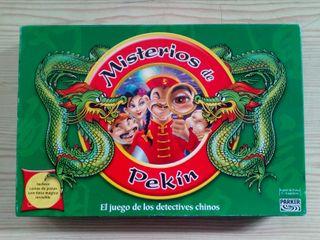 Juego De Mesa Misterios De Pekin - 2004 - Parker