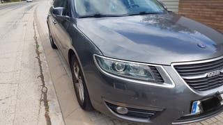 Saab 9-5 2011
