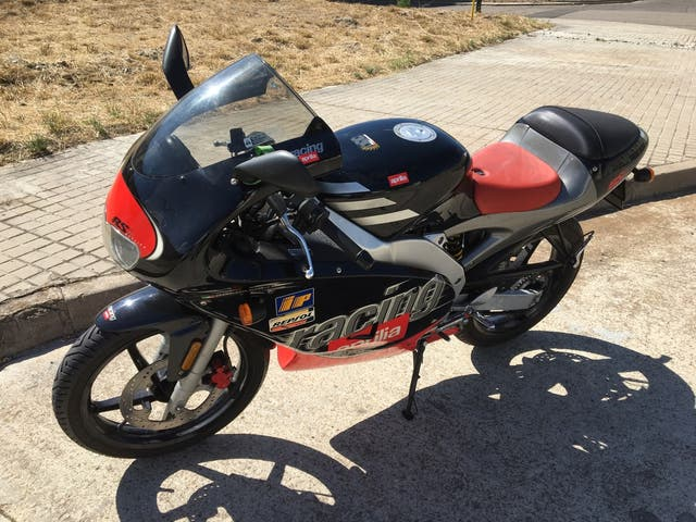 Aprilia rs replica 50 cc