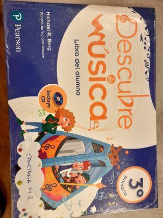 libro musica 3 primaria pearson