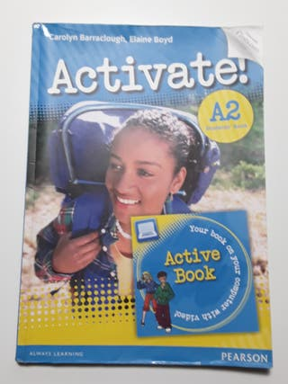 Students' book A2 ISBN-9781447929260