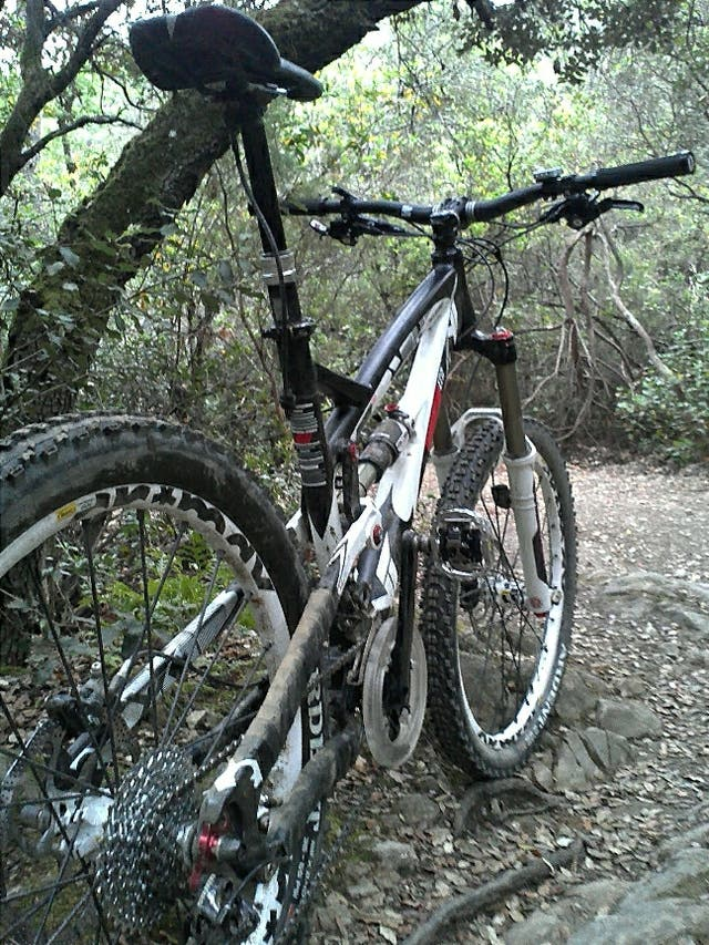 Bicicleta Mountainbike MTB BTT Enduro All Mountain
