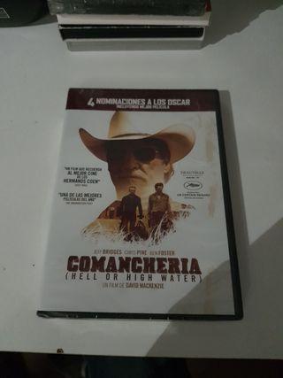COMANCHERIA PRECINTADO