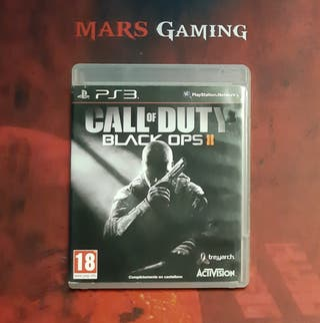 Call of Duty Black Ops 2 - CoD - Juegos PS3