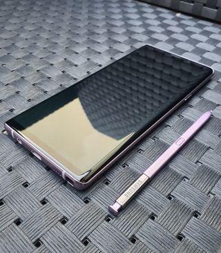 Samsung Galaxy Note 9 Duos 6GB RAM 128GB + Funda