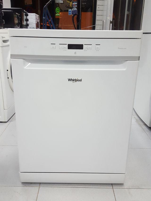 Lavavajillas marca Whirlpool A++